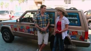 Rove LA 2x03 Eric Stonestreet, Benji & Joel Madden and Casey Wilson 3/5
