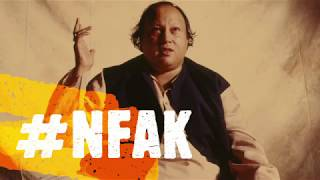 Nusrat Fateh Ali Khan - Best Lines Compilation - Best of NFAK