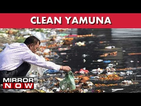Clean Yamuna : Authorities Fail To Implement NGT Order, Immersed Idols Choke Yamuna I The News