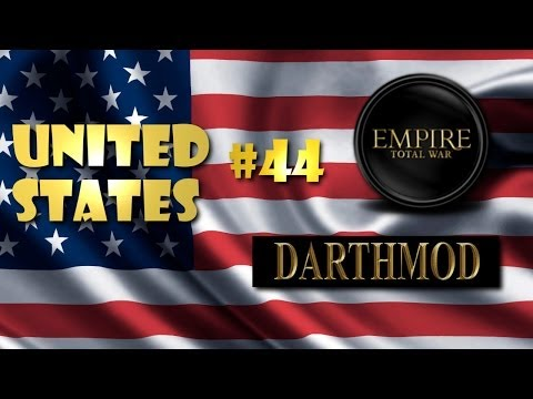 Darthmod Empire - United States Campaign #44 ~ Defense at Amsterdam!