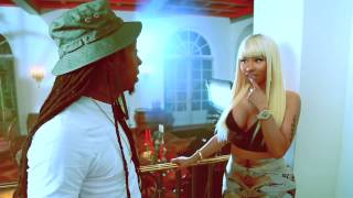 Repeat youtube video BEHIND THE SCENES OF HIGH SCHOOL- NICKI MINAJ (ft. LIL WAYNE)(Nicki Naked)