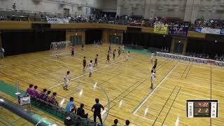 2019年IH ハンドボール 男子 2回戦 熊本国府(熊本)VS 今治西(愛媛)