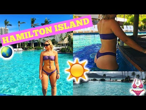 WHITSUNDAY ISLANDS : HAMILTON ISLAND ~ VLOG 4