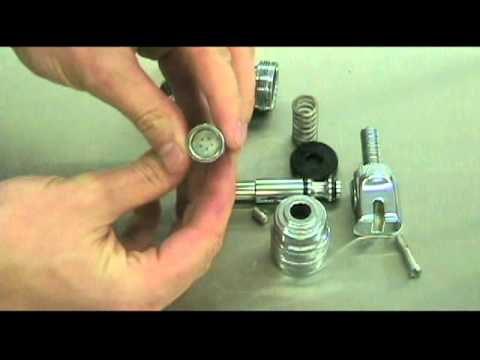 Learn To Brew: How to Dismantle a Nitrogen Faucet - YouTube