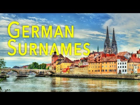 What Your German Surname Says About Your Ancestors | Ancestral Findings Podcast | AF-268