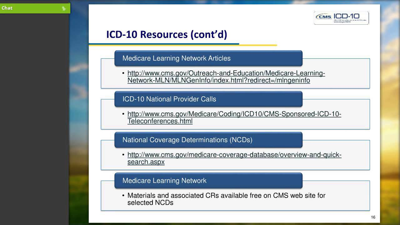 Cms Presents Icd 10 Training To Assist Small Physician Practice
