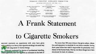 Potravinářský průmysl používá strategie tabákového průmyslu