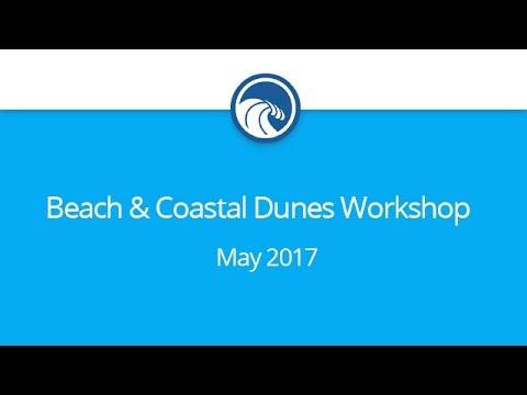 Beach & Coastal Dunes Workshop