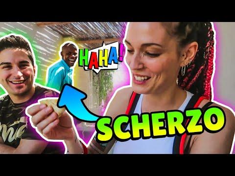 Kenya #8: SCHERZO di un AFRICANO! In cerca di animali strani in MARE!