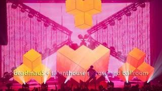 deadmau5 + talenthouse @ roseland ballroom (EXTENDED)