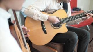 来る10/11に吉祥寺Star Pines Cafeで行われるライブのリハーサル演奏で...
