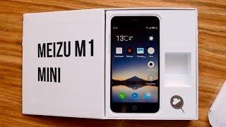 Meizu M1 Mini: распаковка бесполезного куска пластика