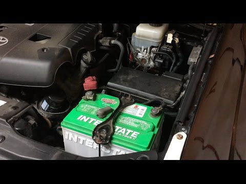 """How To Install a Car Audio Power Wire """"Big 3"""" Upgrade: Toyota Edition"""