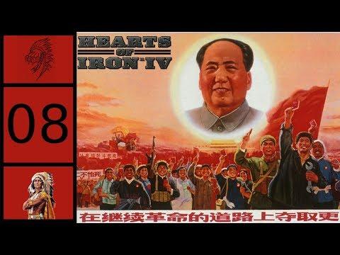 HOI4: Waking the Tiger - Communist China #8 - Communist Uprising