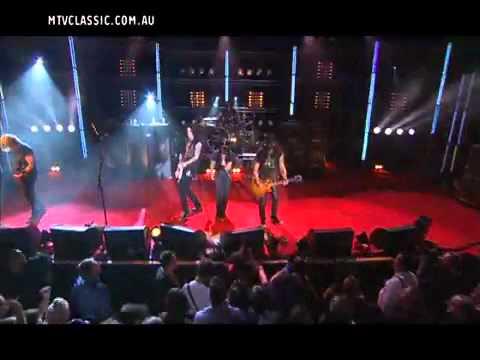 Slash & Myles Kennedy - Civil War - MTV Classic Launch