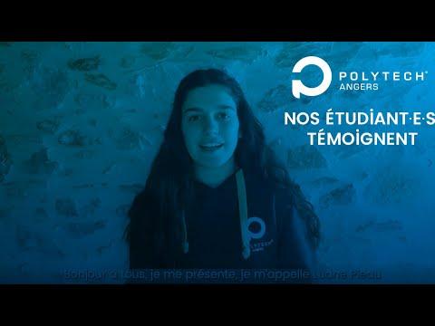 Nos étudiant·es témoignent : Luane, PeiP B - Polytech Angers