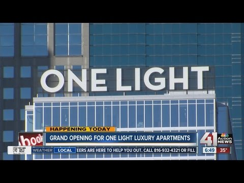 Grand opening happening for Power & Light District's One Light