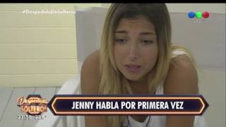 Jenni habla por primera vez a solas con Carina - Despedida de Solteros