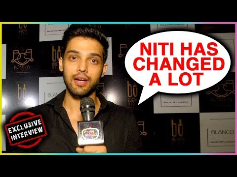 Niti Taylor Has Grown As An Actor: Parth Samthaan | Exclusive Interview | TellyMasala
