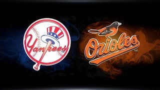 💥Game 91 STREAMING THE NEW YORK YANKEES vs THE BALTIMORE ORIOLES  LIVE REACTION JULY 11, 2018