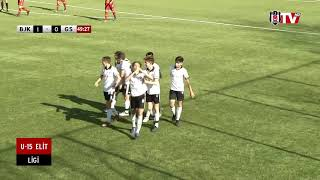 ÖZET - Beşiktaş:3 Galatasaray:1 (U-15)
