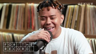 YBN Cordae Raps Iconic Verses From Jay-Z & Nas | For The Record