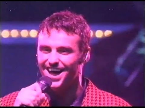 Wet Wet Wet - She's All On My Mind - Children in Need 1995