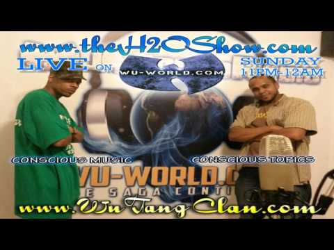 The H2O Show on Wu World Radio with Frukwan - The Universal Laws of Cause and Effect