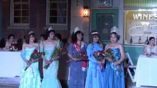 Lourdes Duque Baron runway Beauty Queen Walk at 5th Annual Kayamanan ng Bayan at CBS Studio