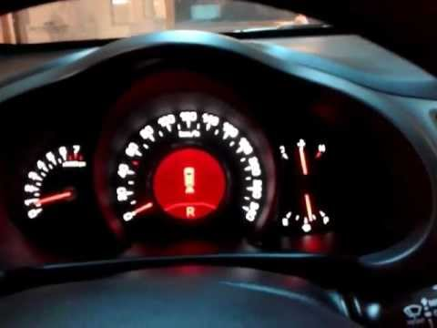 2012 kia sportage brake problem