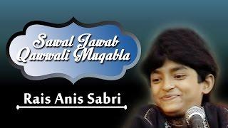 Rais Anis Sabri 2016   Hindi Qawwali Song   Funny   Seema Saba   Qawwali Muqabla