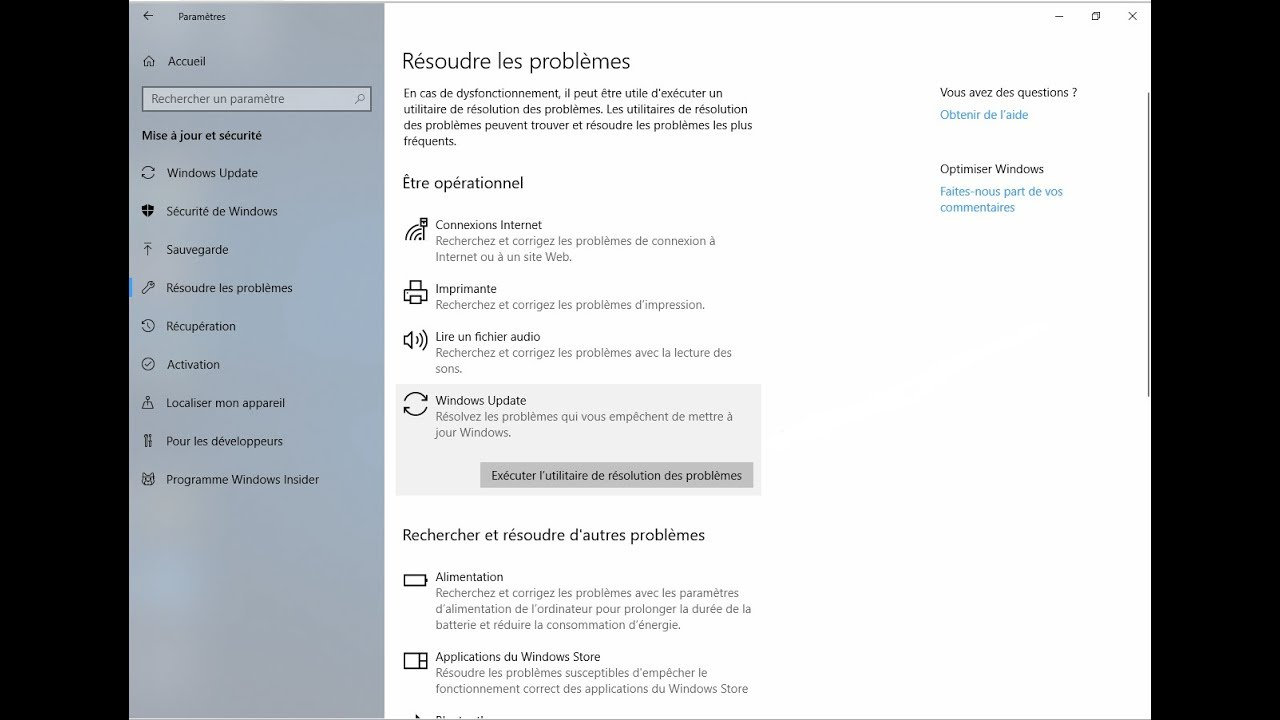 Corriger Les Problemes De Windows Update Sous Windows 10 Facilement
