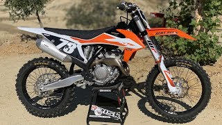 2020 KTM 250SXF - Dirt Bike Magazine