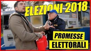Promesse Elettorali nella Vita Reale - [ELEZIONI 2018] - [Esperimento Sociale] - theShow