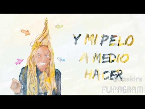 Shakira - Me Enamoré Flipagram