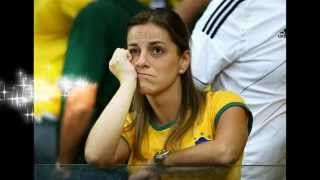 Brazil Fans cries