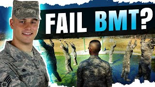 How to Pass Basic Training | Air Force Basic Training