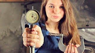 Как измерить цилиндры? Учимся пользоваться нутромером и микрометром