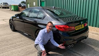Tony Bought A New BMW M5!