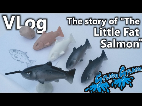"""The story of """"The Little Fat Salmon"""""""