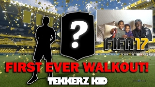 FIFA 17 PACK OPENING!! | OUR FIRST EVER WALKOUT!!! |45K PACKS!!
