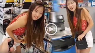Download Video Ngakak, Begini Jadinya Kalau Cewek Pakai Celana Dalam Vibrator Ke Supermarket. MP3 3GP MP4