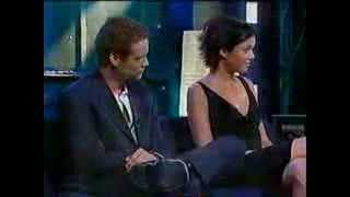 Mandy Moore & Shane West - Live on Rove (020102)