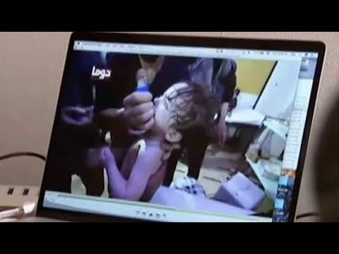 German reporter: Syria chemical attack most likely staged