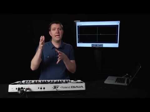 Roland GAIA SH-01 - Filter Envelope