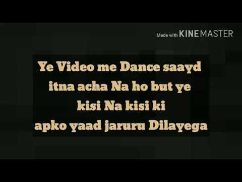 Hamen Jabse Mohabbat Ho Gayee_by Aman Verma aka Ammy_freestyle_practice
