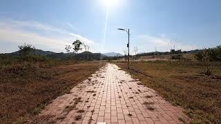 구미시 낙동강 경북수상레저클럽 주변 자전거 타기