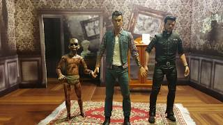 NECA Toys Preacher Cassidy 7 Inch AMC TV Series Action Figure Review