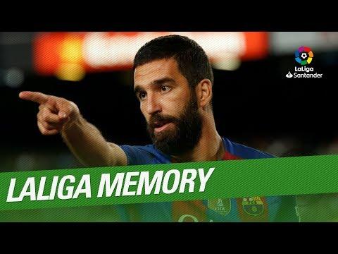 LaLiga Memory: Arda Turan