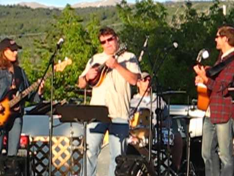 TETON VALLEY HONKY TONKERS - VARD's Summer Music Party - Knotty Pine, Victor, Id - June 15' 2012